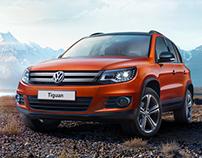 Volkswagen / Tiguan Allstar