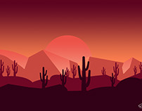 Desert : Illustration