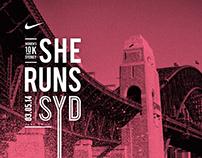 Nike She Runs 2014 - Sydney