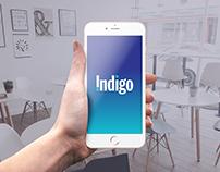 Indigo app concept