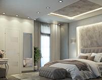 comteporary bedroom