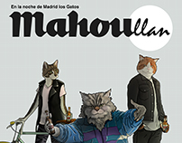 """Propuesta """"En la noche de Madrid los Gatos Mahoullan"""""""