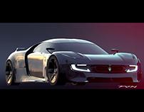 Maserati GT10 Concept