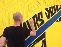 Live Painting Performances 2015