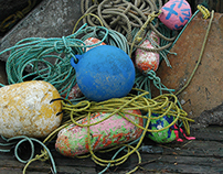Fishing Ropes and Nets - Cordages et filets de pêche