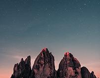 Dolomites ⏤ Moody Hike
