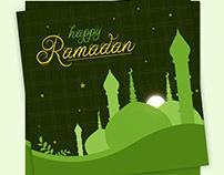 ramadan vector Background templates
