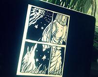 night walk (sketchbook graphic stories)