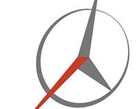 Логотип Rent Mersedes