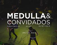 Live MEDULLA & Convidados - Centro Cultural São Paulo