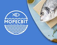 MORESVIT - Logo for Fish company