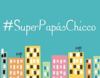 Chicco España: APP #SuperPapásChicco