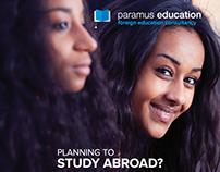 Paramus Education - Leaflet Design