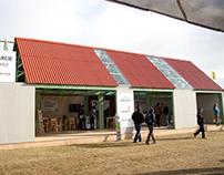 AGROSHOW CEMBRIT EXHIBITION STAND