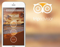 Trip Advisor iOS 8 Redesign
