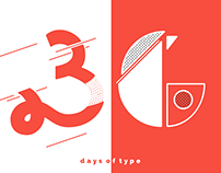 ABC - 36 Days Of Type edition 03
