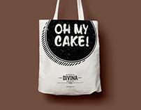 Divina Cafe & Bakery Branding