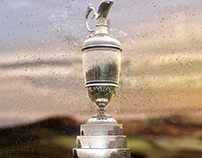 THE OPEN CHAMPIONSHIP // TITLES / CONCEPT
