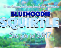 BlueHoodieSquirtle Rebrand (2017)