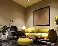 _ CONTEMPORARY DESIGN FOR LIVING AREA –