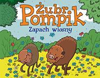 Żubr Pompik. Zapach wiosny, Media Rodzina