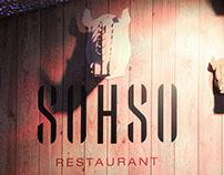 SOHSO • Restaurant éphémère