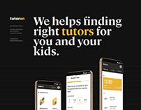 Android App - Tutoron