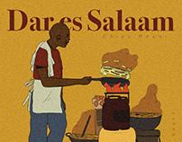 DAR - chips and eggs seller
