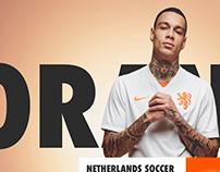 Nike Netherlands Team Kit vs Hypervenom