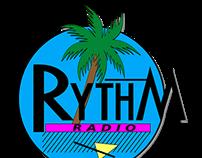 """Rythm Radio """"round"""" logo"""