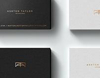 Ashton Taylor - Branding