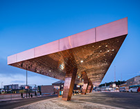 Finnish Architecture - Lahti Travel Center