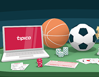 Tipico Careers - animated corporate video