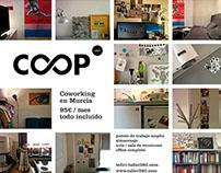 COOP 582 - Coworking en Murcia