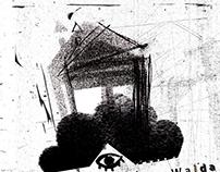 Poster for exhibition - Anna Wajda