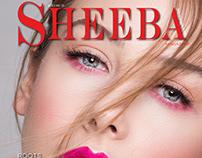 SYMPHONY Sheeba Magazine Publication