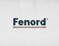 Fenord - Old School Sans Serif (Free Download)