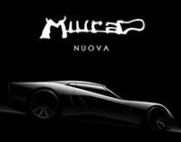 Lamborghini Miura Nuova concept I