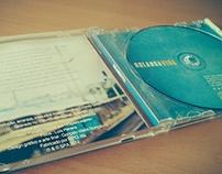 CD cover // VIDA