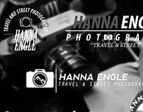 Logo Design: Hanna Engle Photography