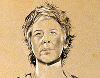 Carol Peletier - The Walking dead