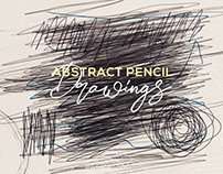Free Abstract Pencil Drawings