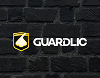 Guardlic - Self-defense pill branding + web-design