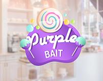Sweet Shop - Purple Bait