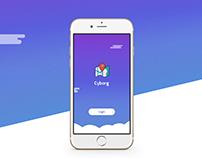 Cyborg - Mobile App Design