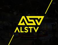 ALS TV LOGO