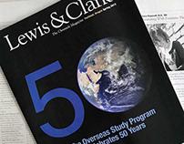Lewis & Clark College The Chronicle Magazine