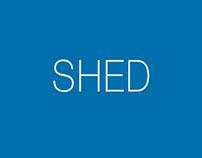 SHED - Escorredor de loiça