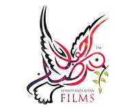 Raza Khan Films Logo