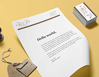 Tee-P Apparel - Branding Assignment
